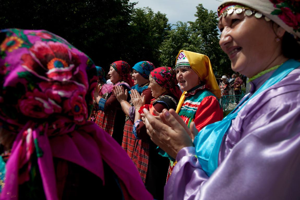 Udmurts, Tatarstan, Russia