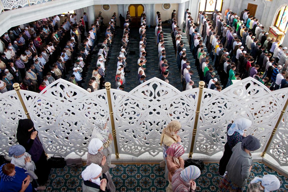 Qul Sharif Mosque, Kazan, Russia