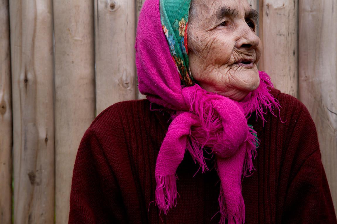 Village life, Tatarstan, Russia