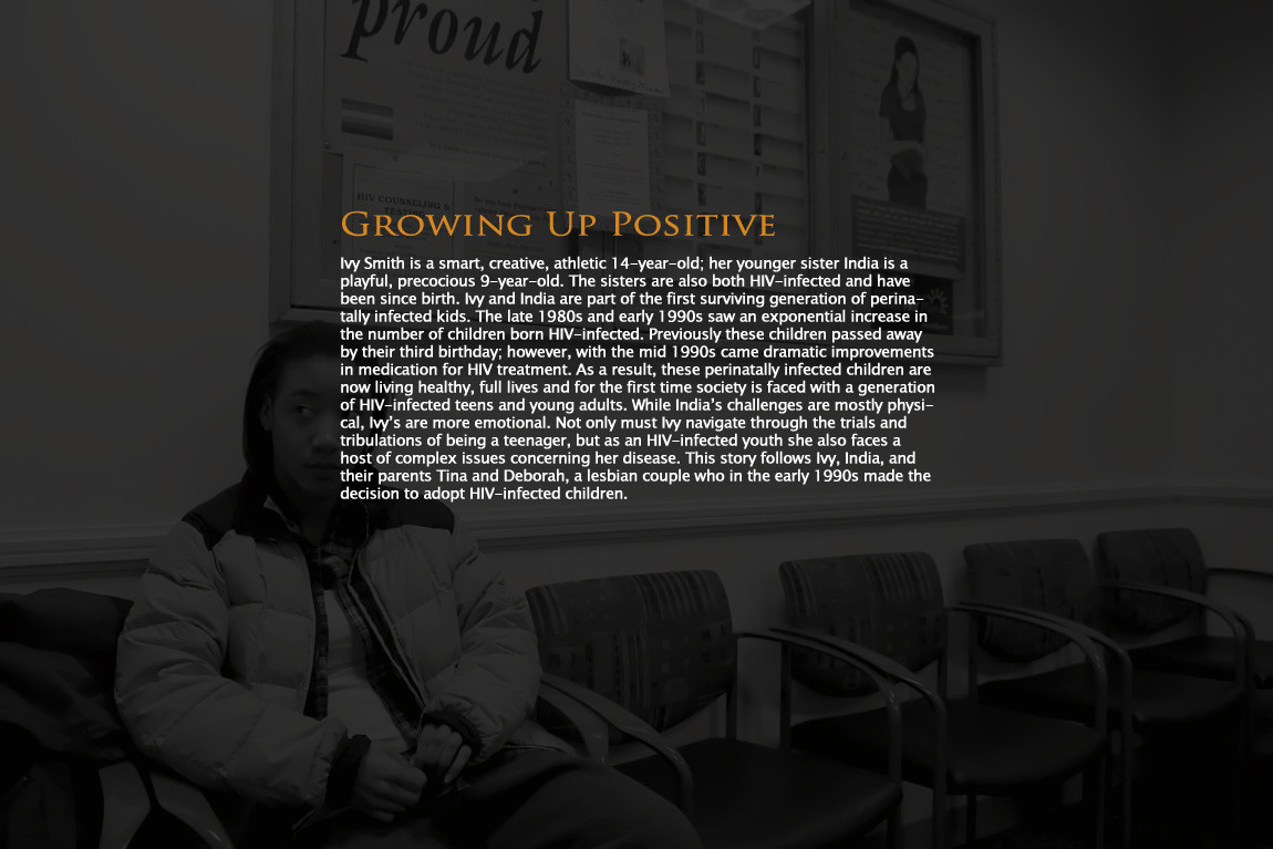 Growing Up Positive